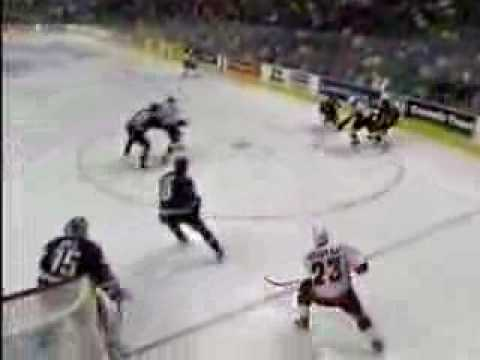 2004 Playoffs Gelinas Ot Winner Game 7 Cgy Vs Van Youtube