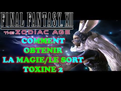 toxine 2 ff12
