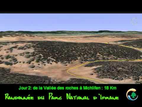 Parc nationale d'Ifrane