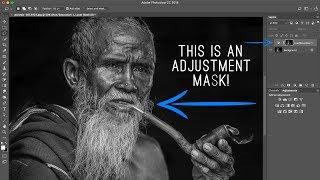 Amazing Masks with Apply Image using Adobe Photoshop