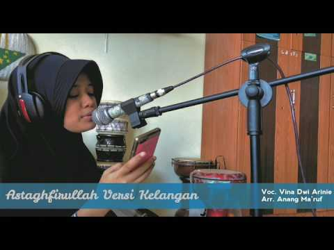 Astaghfirullah Robbal Baroya Versi Kelangan Voc. Vina ITS (Syubbanul Muslimin - NDX)