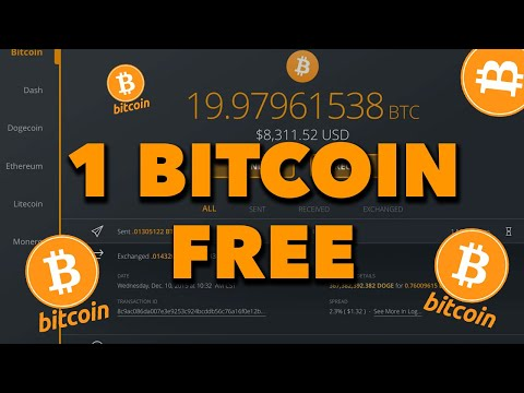 How I Make $5937 BITCOIN Automatic Per Day Free (No Work) | Earn 1 BTC In 1 Day