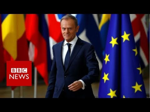Brexit: EU leaders agree to move talks onto next stage – BBC News