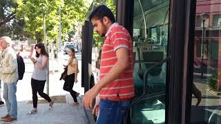Primer dia de tall dels FGC a Sabadell