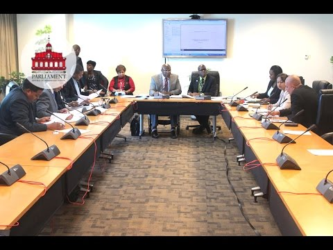 Media Conference: JSC on Local Authorities, Service Commissions and Statutory Authorities