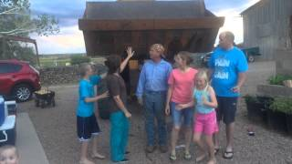 Willis Farm Als Ice Bucket Challenge!