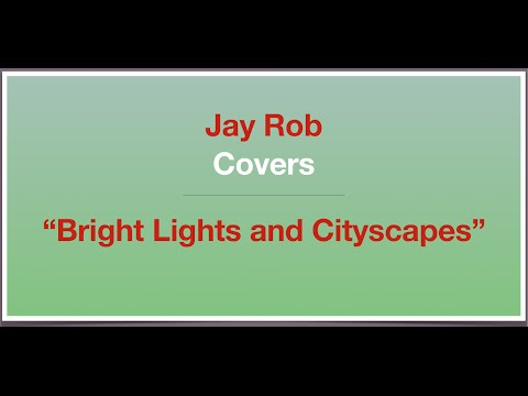 Bright Lights and Cityscapes - Sara Bareilles - Karaoke