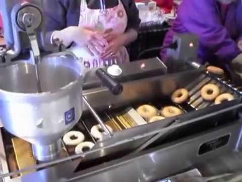 Maquina de donuts manual lawn