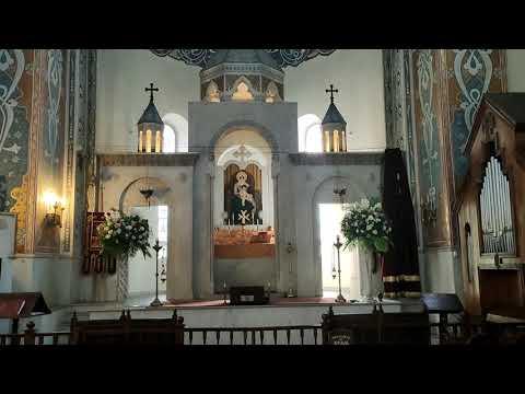 Церковь Святой Рипсиме. Армянская церковь в Ялте. #церковь #служба #ялта #лето2021
