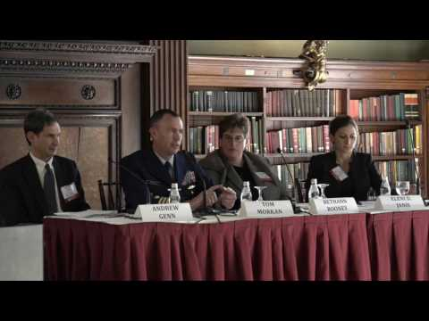 2016 New York Maritime Forum - Overview of New York's Maritime Economy Panel