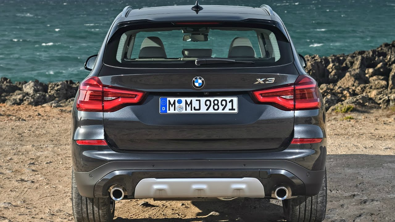 2018 Bmw X3 Xdrive 30d Rugged Off Road Looks With A