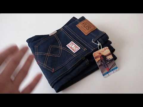 Авторская реконструкция джинсов F.U'S эпохи СССР 80х
