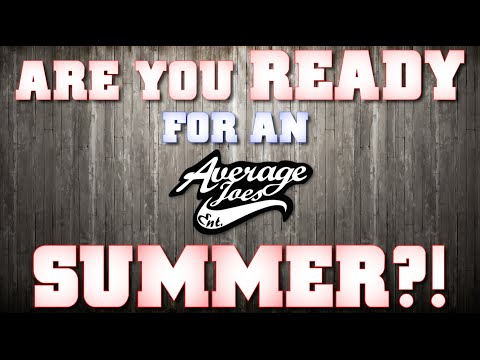 An Average Joes Summer!  Get all your Festival dates here!