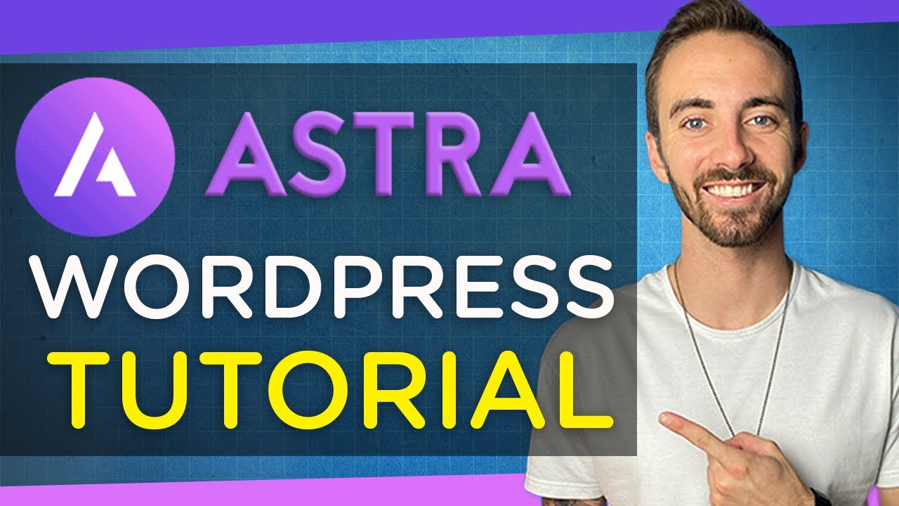 How to Make a Website with Astra | 2020  (Astra Theme Tutorial + Elementor)