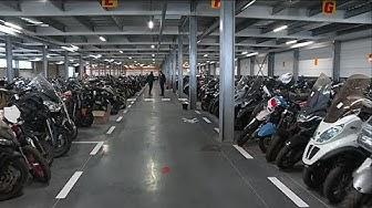 Une casse moto unique en France ouverte à Gaillac dans le Tarn