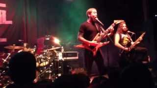 Revocation - Dismantle the Dictator [Live Gallup, NM 11/11/13]