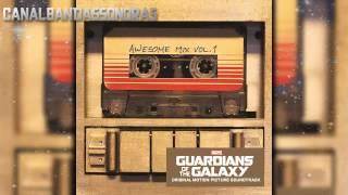"LOS GUARDIANES DE LA GALAXIA - Awesome Mix 01 ""Hooked On A Feeling"" - HD"