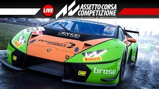 1. Early Access im Livestream | Assetto Corsa Competizione | Gameplay German