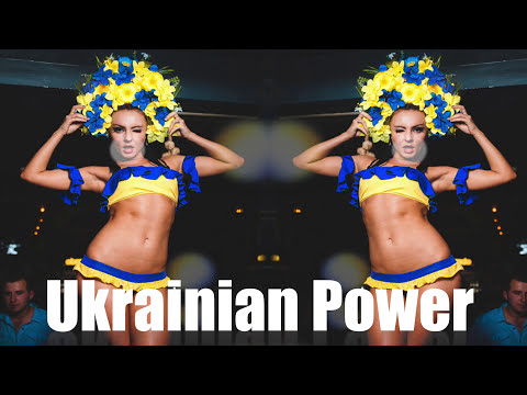 Dj Sky & Dj Ozeroff - Ukrainian Power Mix (Українська дискот