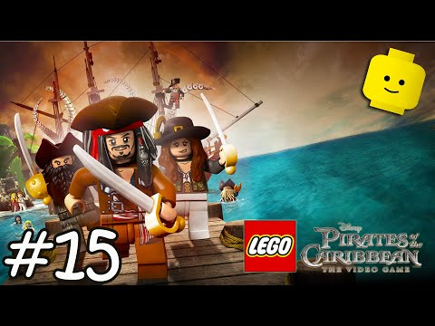 LEGO Pirates of the Caribbean - Part 15 At World's End: Maelstrom & Ending   Best Game Videos  