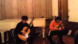 2013阿蘇ギターアカデミー オブリビオン(ブラーボ編) 演奏:富川&松下