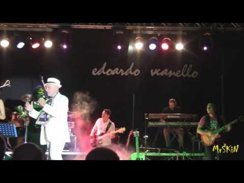 Edoardo Vianello - Alligalli - Live @ Termoli - 2-8-2011