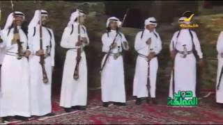 ألوان فلكلورية شعبية من محافظة القرى بمنطقة الباحة