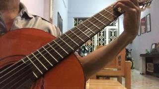 Người tình trăm năm-Đức Huy-guitar-solo-cover