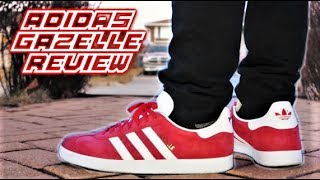 Adidas Gazelle Review and On-Feet | SneakerTalk
