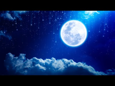 11 Hours of Deep Sleep Music ★︎ Delta Waves Subtle Binaural Beats ★︎ Black Screen music