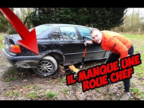 Comment arracher la roue de la BMW de Babass !