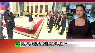 Russia gives Indian military a boost