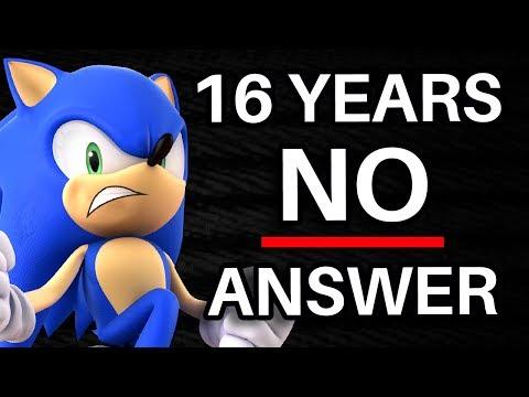 Sega's FORGOTTEN Message on the Nintendo GameCube!