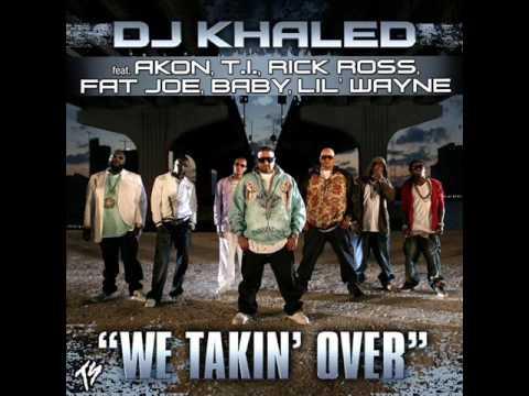 We Takin Over Instrumental  DJ Khaled