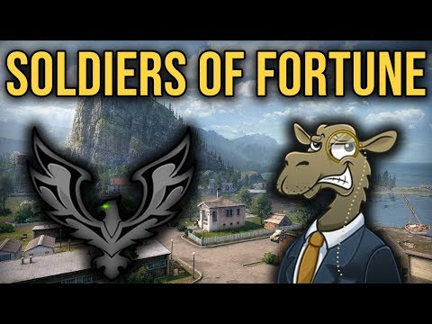 FAME vs RMBLE | Serene Coast | Soldiers of Fortune Group stage