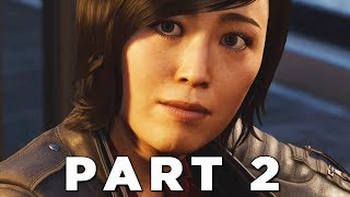 SPIDER-MAN PS4 Walkthrough Gameplay Part 2 - YURI (Marvel's Spider-Man)