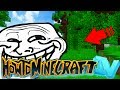 SHOULD I HACK vs MITCH? LOL (Mining Challenge) - HOW TO MINECRAFT S4 #8