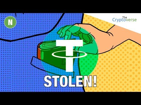 Tether Is Back With Another Hack 🖥 + Other Price Stable 📈 Crypto Assets BitShares and Maker Dai