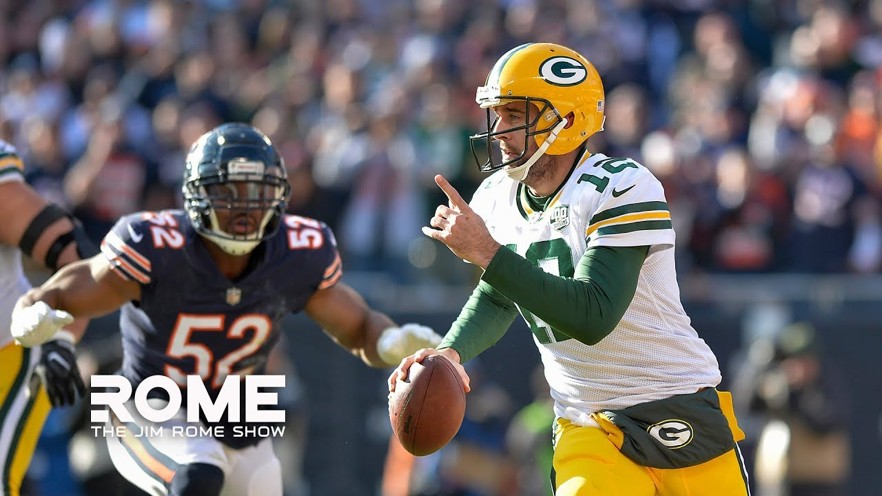 Bears And Packers Open Up The 2019 Nfl Season The Jim Rome Show