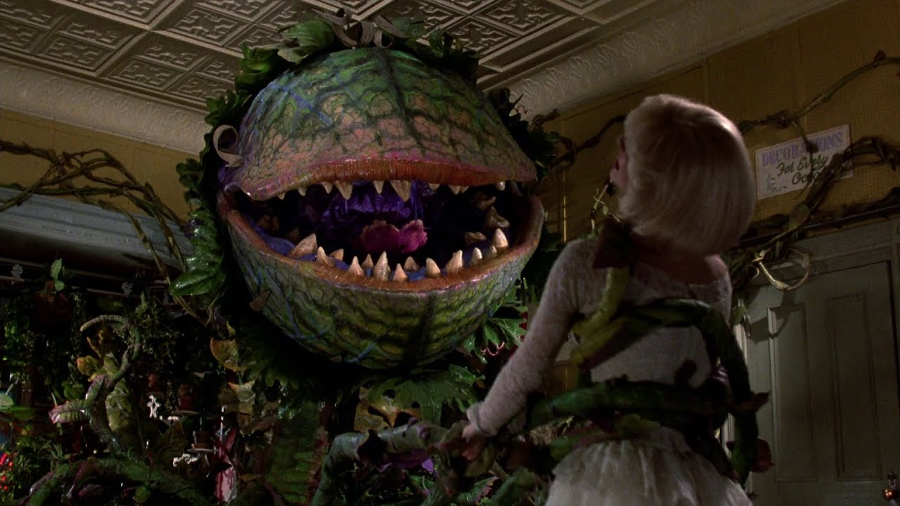 Little shop of horrors (comparison: theatrical version director's.