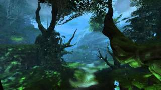 Guild Wars 2 - Heart of Thorns Soundtrack - Auric Wilds