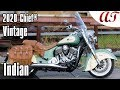 2020 Indian Motorcycle® Chief® Vintage * A&T Design