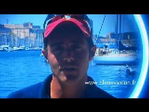 TF1, visite des Calanques en bateau solaire