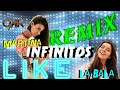 LIKE -¨INFINITOS¨ -  la diversion de Martina - la bala (REMIX) Dj OKR style