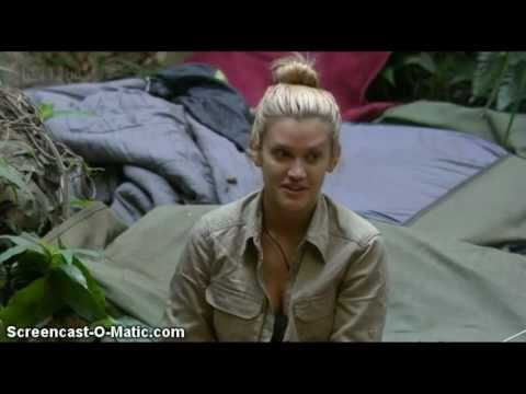 Ashley Roberts talks about Kimberly & Nicole  I'm A Celebrity...Get Me Out Of Here 2012