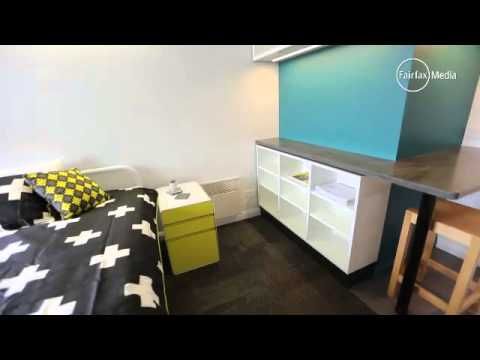 UTAS Apartment Walk-through