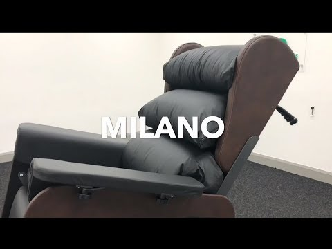 Introducing the Milano from Seating Matters.