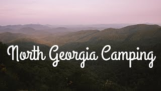 North Georgia Camping Trip | We Saw a Bear! | Adventure Photography
