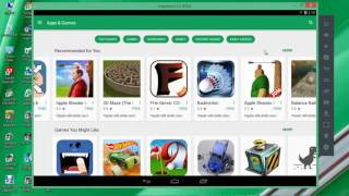 how to install and use leapdroid the most powerful android emulator for pc