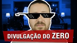 5 Passos para DIVULGAR SEU TRABALHO do ZERO - Fora da Caixa thumbnail